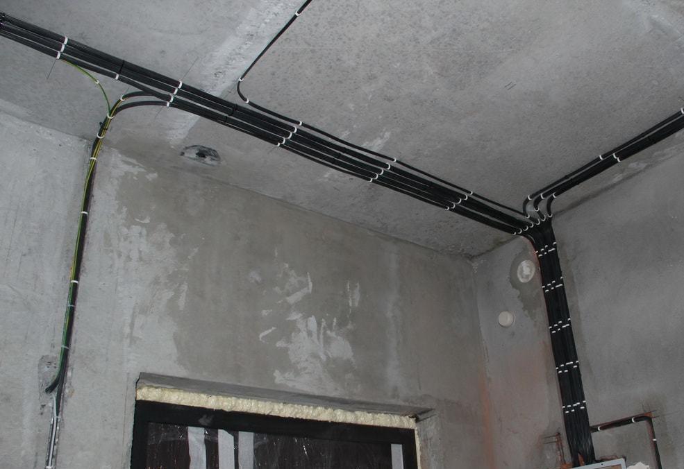 Стоимость замены проводки в квартире